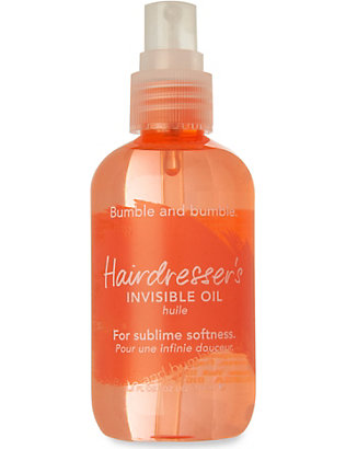 BUMBLE & BUMBLE: Hairdresser's invisible oil 100ml