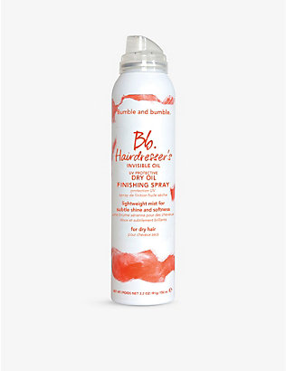 BUMBLE & BUMBLE: Dry oil finishing spray 150ml