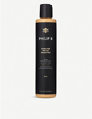 PHILIP B: Oud Royal Forever Shine shampoo 220ml