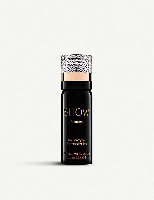 SHOW BEAUTY Premiere mini dry shampoo 50ml