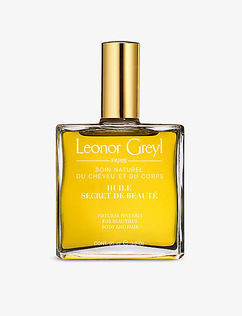 LEONOR GREYL: Huile Secret De Beauté skin and hair oil 95ml