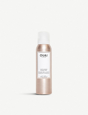 OUAI Hair and body shine mist 130g