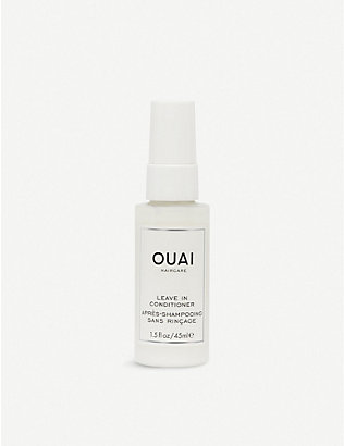 OUAI: Leave In travel conditioner 45ml