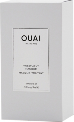 OUAI Treatment Masque 8 x 9ml