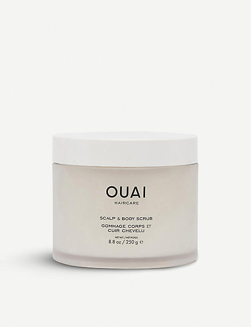 OUAI: Scalp & Body Scrub 250g