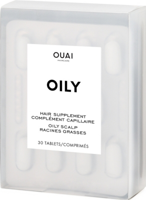 OUAI Oily Hair Supplement 30 capsules