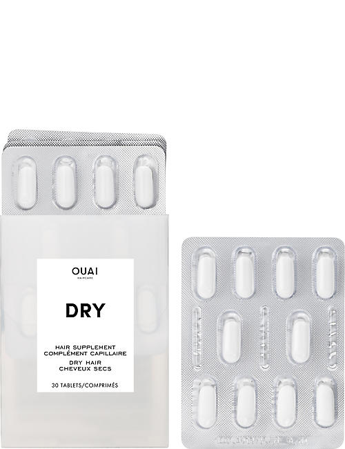 OUAI Dry Hair Supplement 30 capsules