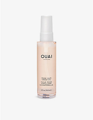 OUAI: Rose Hair & Body Oil 98.9ml