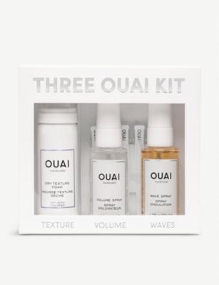 Three Ouai Kit by Ouai