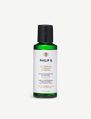 PHILIP B Peppermint and Avocado shampoo 60ml