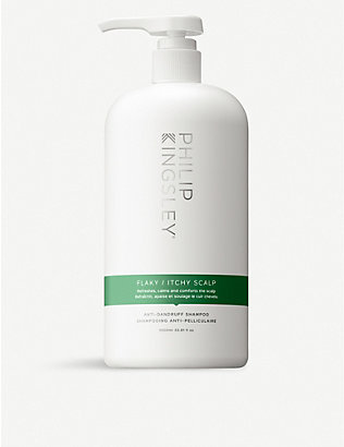 PHILIP KINGSLEY: Flaky Itchy Scalp Shampoo 1000ml