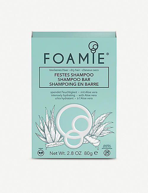 FOAMIE:Aloe You Vera Much 洗发皂 80 克