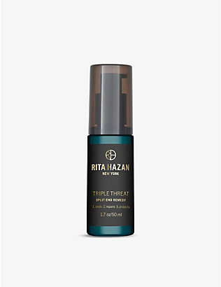 RITA HAZAN NEW YORK: Triple Threat Split End Remedy