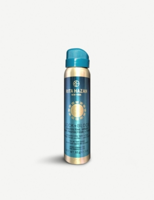 RITA HAZAN NEW YORK Lock + Block Protective Spray 85g