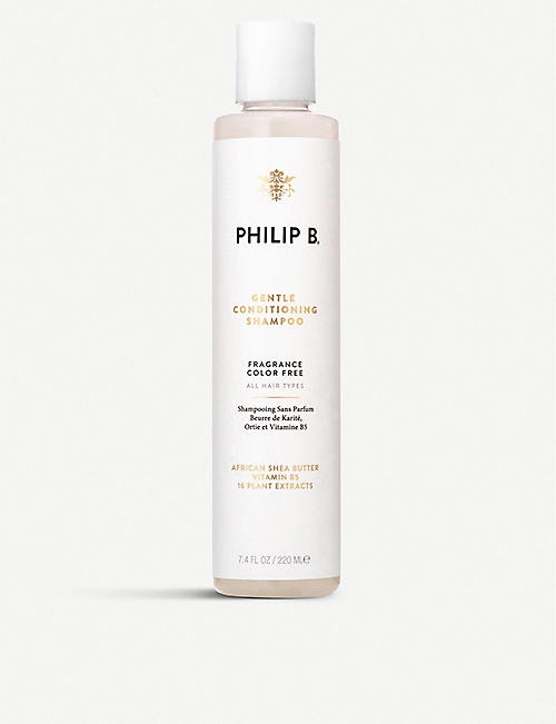 PHILIP B: Gentle Conditioning shampoo 220ml
