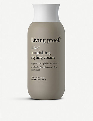 LIVING PROOF: No Frizz nourish styling cream 236ml