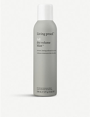 LIVING PROOF: Full dry volume blast spray 238ml
