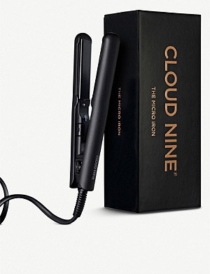 CLOUD NINE The Micro Iron hair straighteners