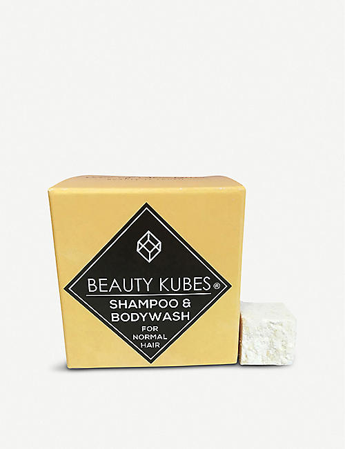 BEAUTY KUBES: Shampoo and body wash