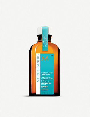 MOROCCANOIL: Moroccanoil Treatment Light 50ml
