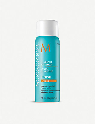 MOROCCANOIL: Luminous Hairspray Strong 75ml