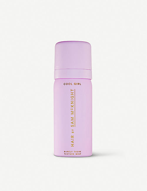 SAM MCKNIGHT Cool Girl Barely There hair texture mist 50ml