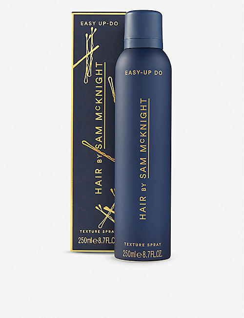 SAM MCKNIGHT: Easy Up-Do texture spray 250ml