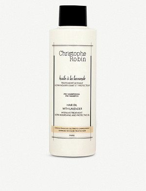CHRISTOPHE ROBIN Hair Oil with Lavender 150ml