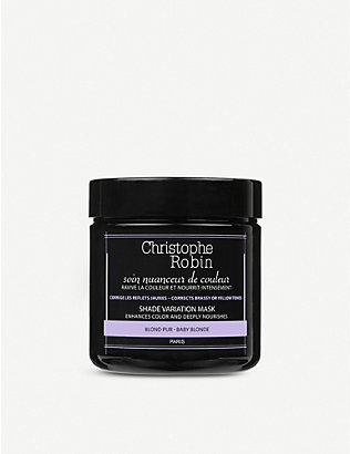 CHRISTOPHE ROBIN: Shade Variation Mask 250ml