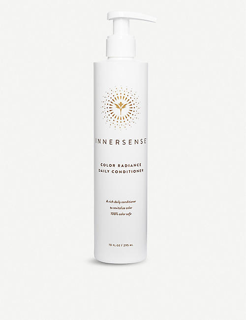 INNERSENSE ORGANIC BEAUTY: Colour Radiance daily conditioner 295ml