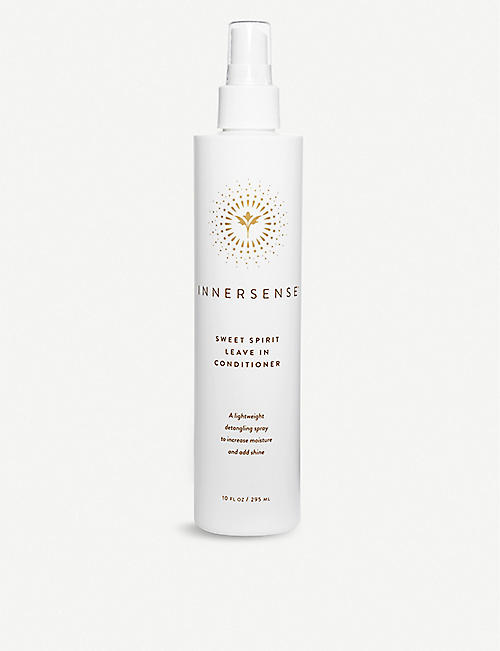 INNERSENSE ORGANIC BEAUTY: Sweet Spirit leave-in conditioner 295ml