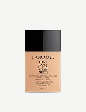 LANCOME Teint Idole Ultra Wear Nude Foundation SPF 19 40ml