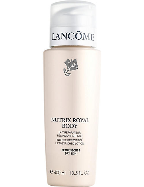 LANCOME: Nutrix Royal body milk 400ml