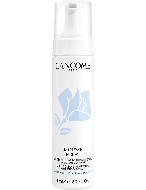 LANCOME Mousse Éclat self foaming cleanser 200ml