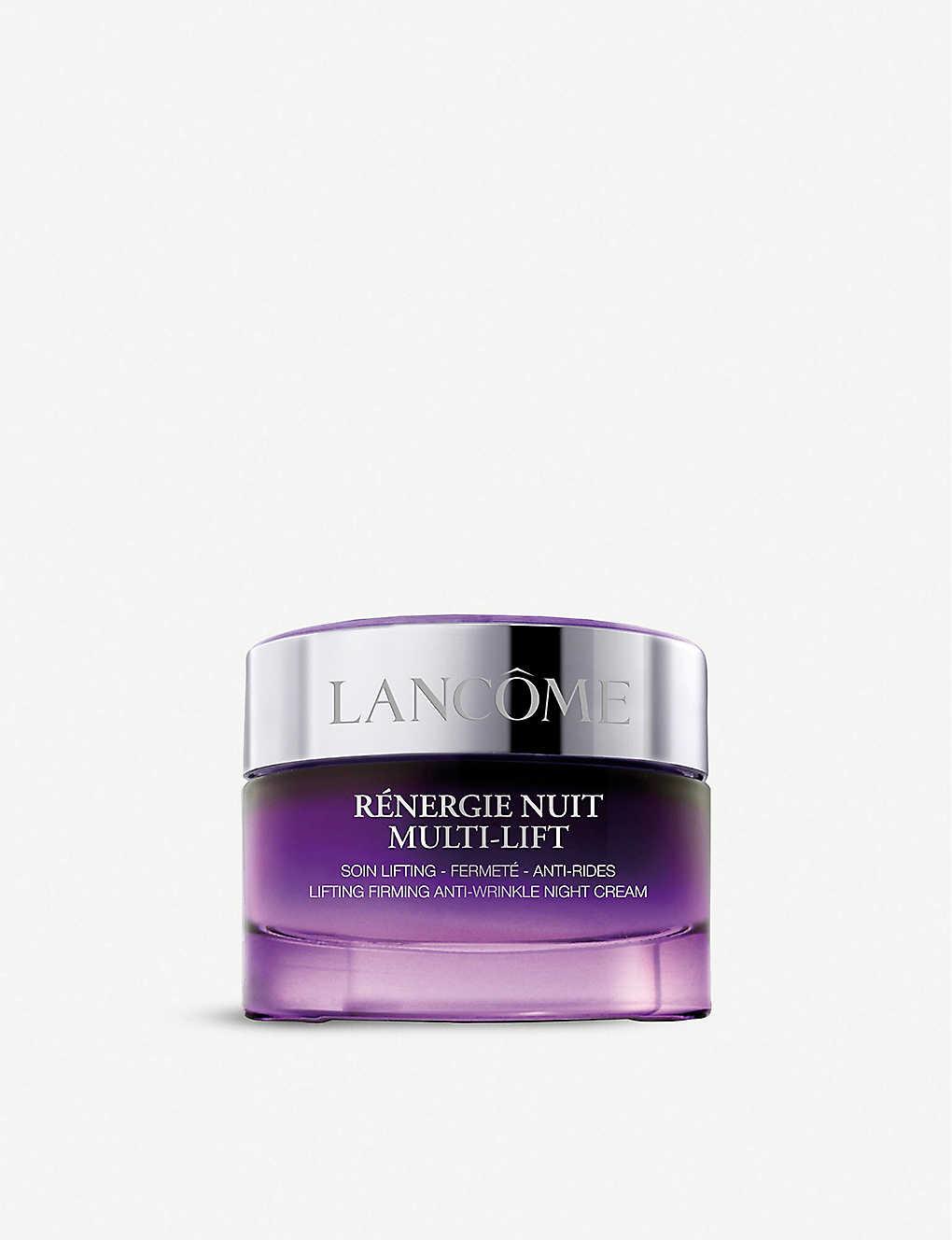 LANCOME: Rénergie Multi–Lift Night Cream 50ml