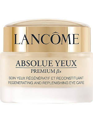 LANCOME Absolue Yeux Premium ßx Radiance Regenerating and Replenishing eye cream 20ml