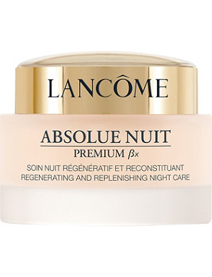 LANCOME Absolue Premium ?x Night Care Advanced Radiance Regenerating and Replenishing night cream