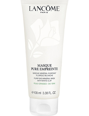 LANCOME Pure Empreinte purifying mineral masque with white clay 100ml