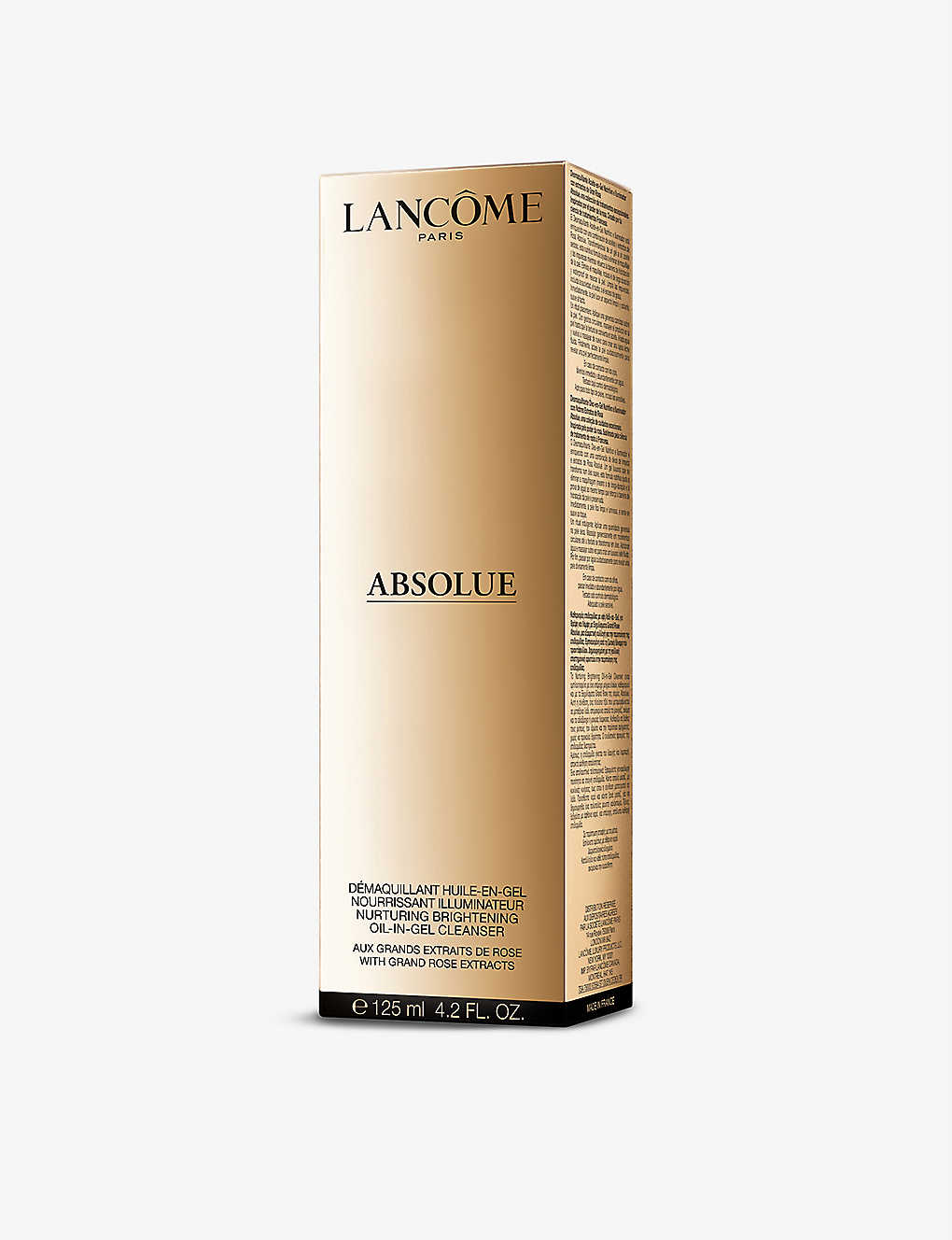 LANCOME: Absolue oil-in-gel cleanser 125ml