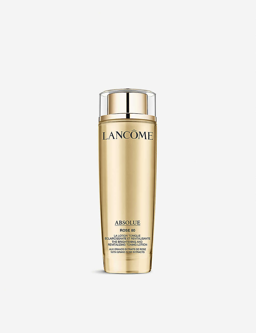 LANCOME: Absolue Rose 80 The Brightening and Revitalsing Toning Lotion 150ml