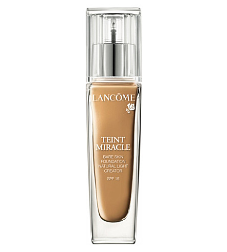 LANCOME - Teint Miracle Bare Skin Perfection foundation SPF 15 | Selfridges.com