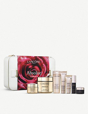LANCOME Absolue Collection luxury skincare gift set