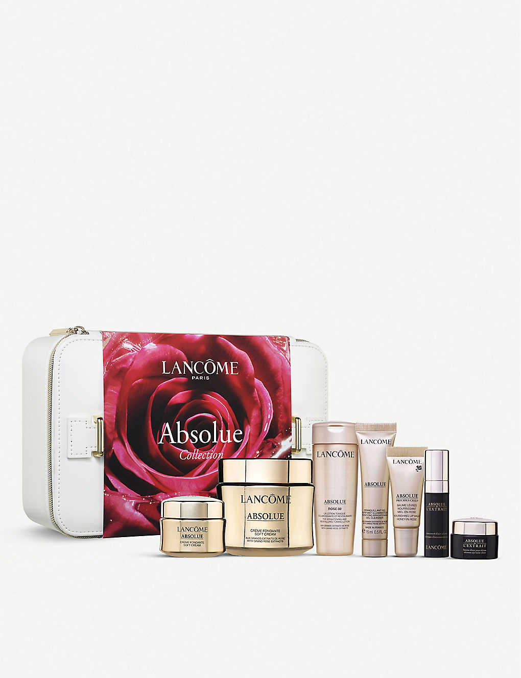 LANCOME: Absolue Collection luxury skincare gift set