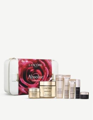 Lancome Absolue Collection Luxury Skincare Gift Set Selfridges Com