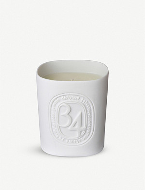 DIPTYQUE 34 Boulevard Saint Germain scented candle 220g