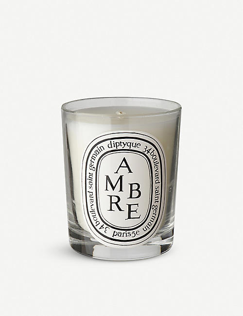 DIPTYQUE Ambre scented candle 190g