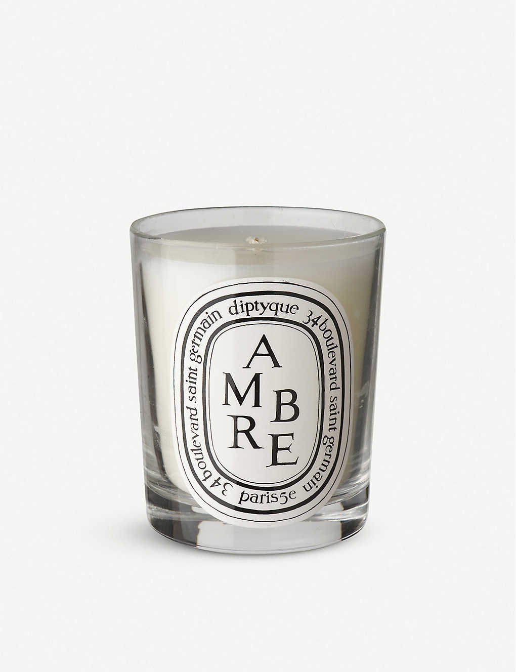 DIPTYQUE: Ambre scented candle 190g