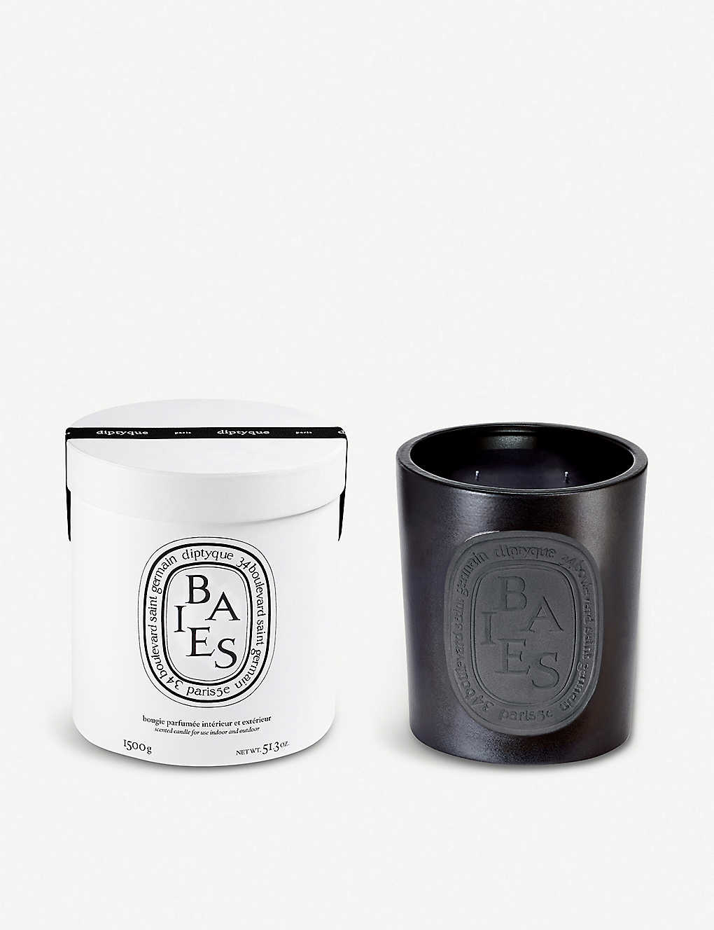 DIPTYQUE: Baies Noir scented candle 1.5kg