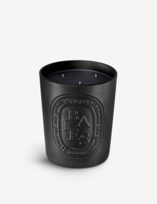 DIPTYQUE Baies Noir scented candle 600g