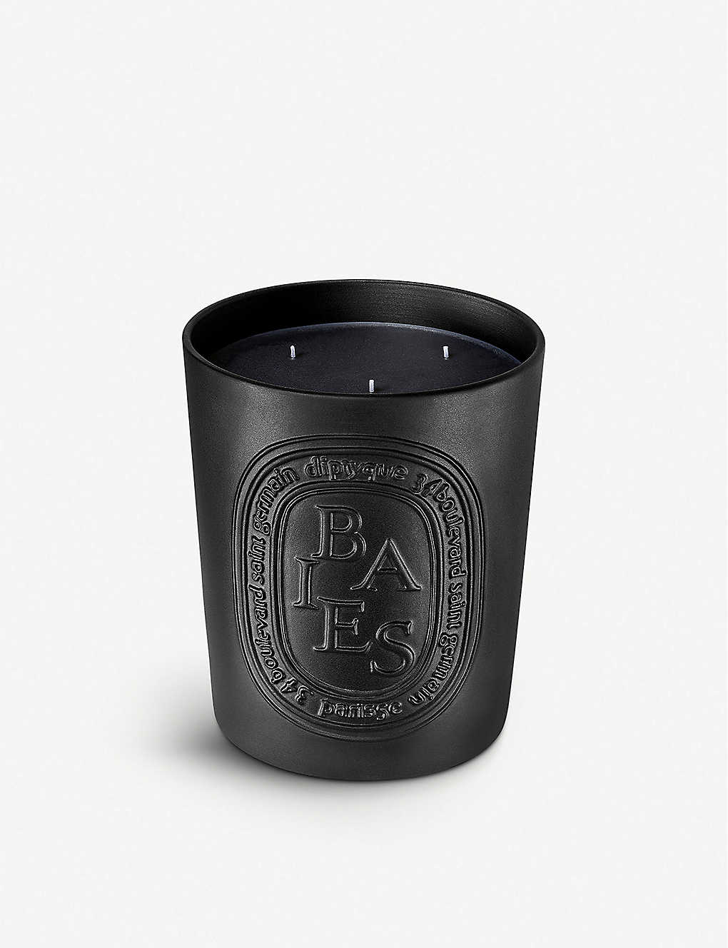 DIPTYQUE: Baies Noir scented candle 600g
